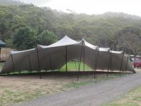 stretch tent victoria