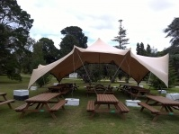 Stretch tent marquee melbourne
