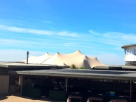 Stretch tent marquee flinders